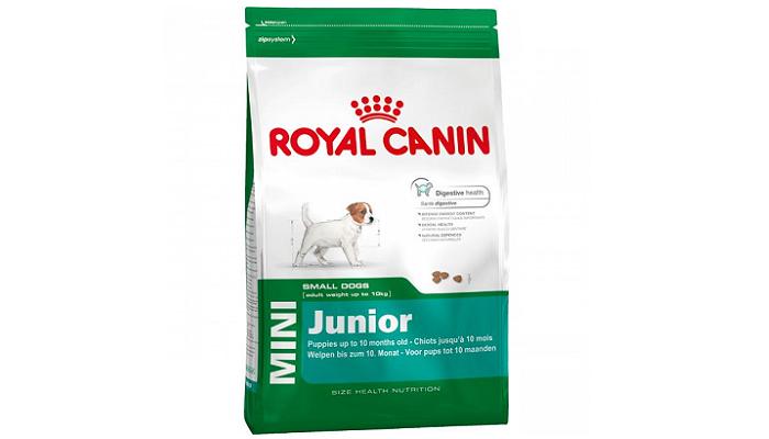 Royal canin mini junior para perro
